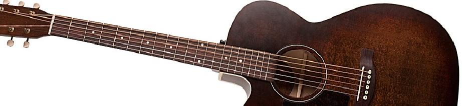 Guitares acoustiques gauchères