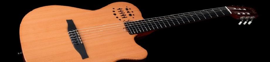 Guitares Nylon acoustiques
