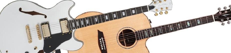 guitares Larry Carlton